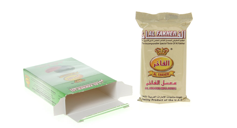 Shisha=Bro's-Al-Fakher