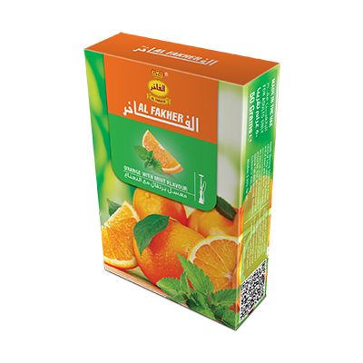 Shisha-bros-Al-Fakher-50g-Orange-Mint
